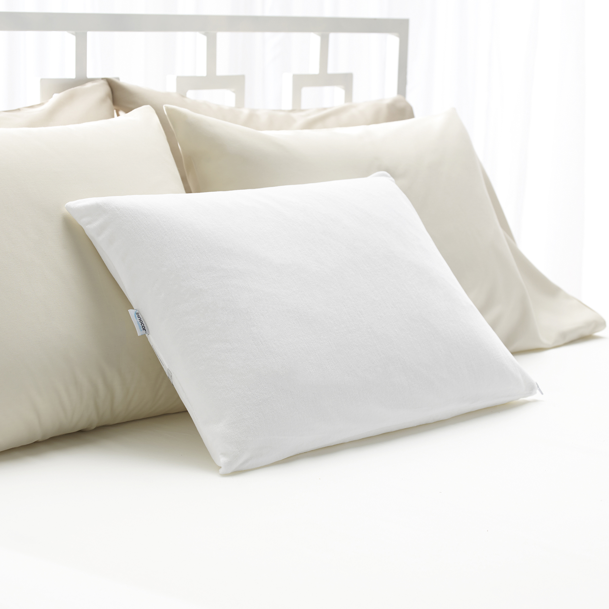 Pillow 120 Gsm Micro Polyester Shell Comfort Home Linen
